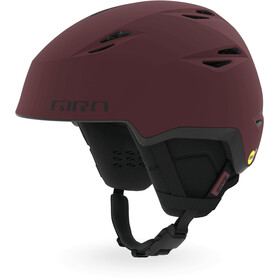 Giro Grid MIPS Helm Heren, matte ox red